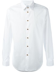 Vivienne Westwood Classic Button Down Shirt White