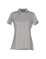 Woolrich Topwear Polo Shirts Women Grey