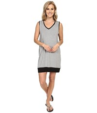 Kavu Pacific Coast Dress Black Smoke Women's Dress
