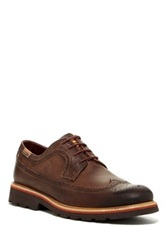 Pikolinos Glasgow Longwing Derby Brown