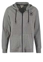 Converse Vent Tracksuit Top Mouse Grey