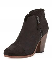 Rag And Bone Margot Leather Ankle Bootie Black