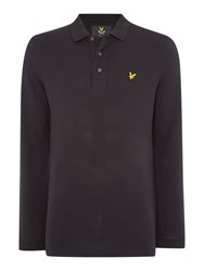 Lyle And Scott Long Sleeve Classic Black