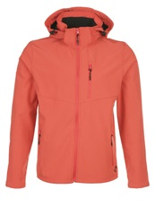 Your Turn Active Soft Shell Jacket Poppy Red Light Red