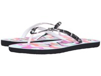Roxy Mimosa Black Turquoise Women's Sandals