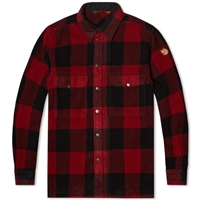 Fjall Raven Fjallraven Canada Shirt Red