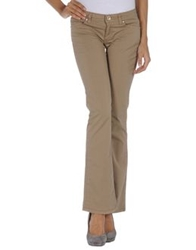 Pt0w Casual Pants Khaki