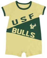 Forever Collectibles Colosseum Babies' South Florida Bulls Romper