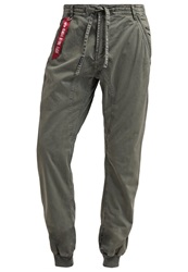 Alpha Industries Kerosene Trousers Dusts Oliv