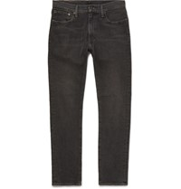 Levi's 505C Slim Fit Stretch Denim Jeans Black