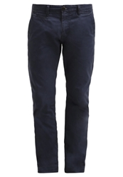 Tom Tailor Chino Chinos Real Navy Blue Dark Blue