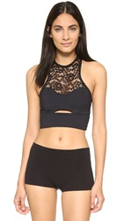 Top Secret Liberty Lace Bra Black Lace