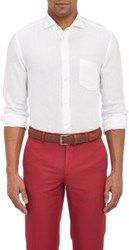 Hartford Men's Relaxed Shirt White