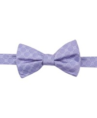 Ryan Seacrest Distinction Men's Spring Geo Pre Tied Bow Tie Only At Macy's
