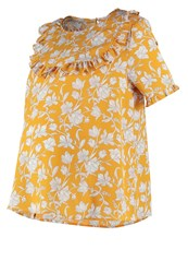 Mintandberry Mom Blouse Inca Gold Mustard