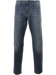 Armani Jeans Medium Wash Jeans Blue