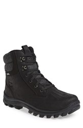 Timberland Men's 'Chillberg' Snow Boot Black Black