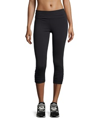 Zobha Capri Performance Leggings Black