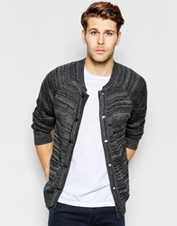 Another Influence Cardigan Black