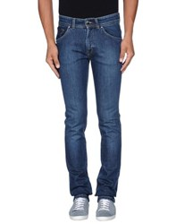 Trussardi Jeans Denim Denim Trousers Men
