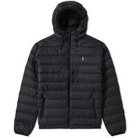 Polo Ralph Lauren Lightweight Down Jacket Black