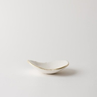 Tiny Gold Lip Dish By Upintheairsomewhere On Etsy