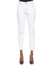 Cj By Cookie Johnson Glory Slim Denim Boyfriend Jeans