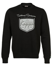 Kappa Vasco Sweatshirt Black