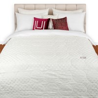 Ungaro Milano Duvet Set Grey White King