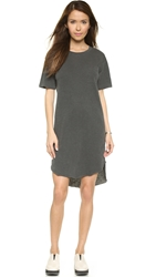 Nsf Eliana Tee Dress Black