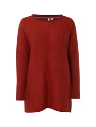 White Stuff Cosy Tunic Orange