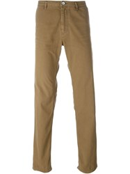 Diesel 'Chip Pitt' Trousers Brown