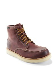 Eastland Lumber Up Boots Oxblood