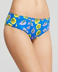 Paul Smith Flowers Hipster Bikini Bottom