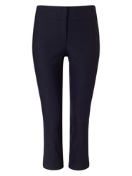 Phase Eight Betty Crop Trousers Navy