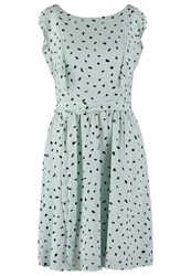 Mintandberry Summer Dress Misty Blue Mint