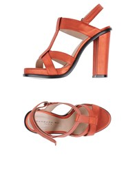 Barbara Bui Footwear Sandals Women Copper