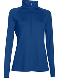 Under Armour Zinger 1 4 Zip Cobalt
