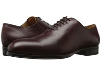 Vince Camuto Tarby Woodbury Men's Shoes Burgundy