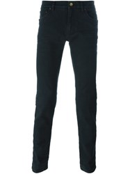 Dolce And Gabbana Slim Fit Jeans Grey