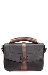 Will Leather Goods 'Athena' Leather Crossbody Bag Brown