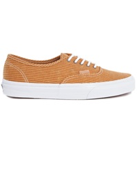 Vans Authentic California Chevron Faded Curry Sneakers