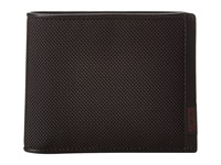 Tumi Alpha Global Removable Passcase Id Black Wallet