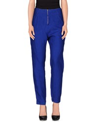 Osklen Trousers Casual Trousers Women Blue
