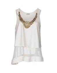 Le Ragazze Di St. Barth Topwear Tops Women White