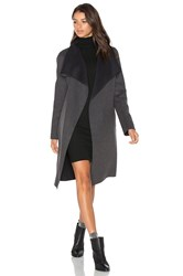 Soia And Kyo Oxana Coat Charcoal