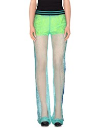 Marco Bologna Trousers Casual Trousers Women Acid Green