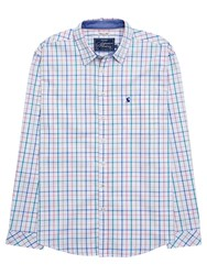 Joules Welford Classic Fit Shirt Multi