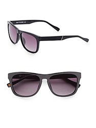 Boss Orange 55Mm Wayfarer Sunglasses Black