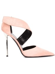 Narciso Rodriguez Stiletto Pumps Pink And Purple